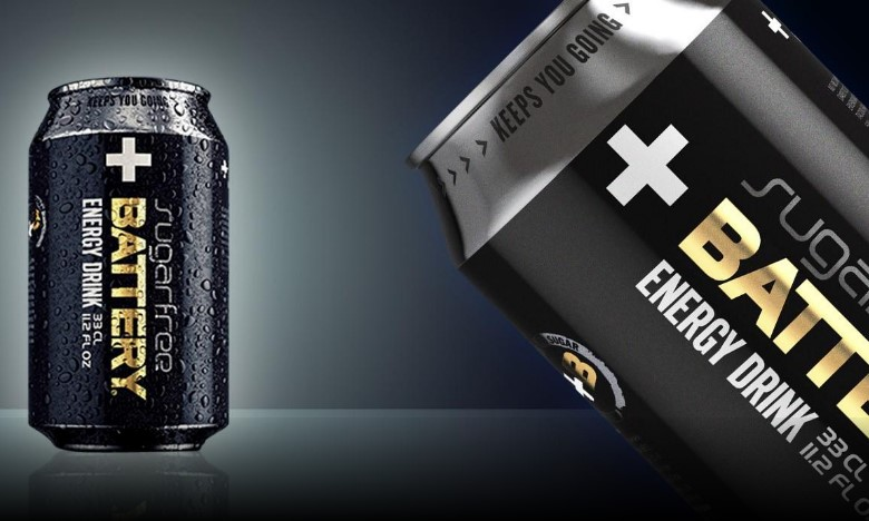 Mika Kallio +Battery Energy Drink